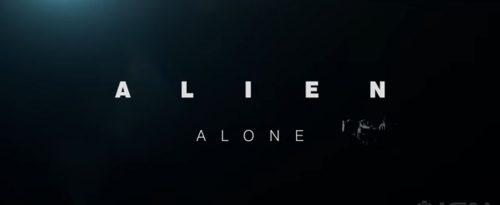 Header: Screenshot: Alien: Alone