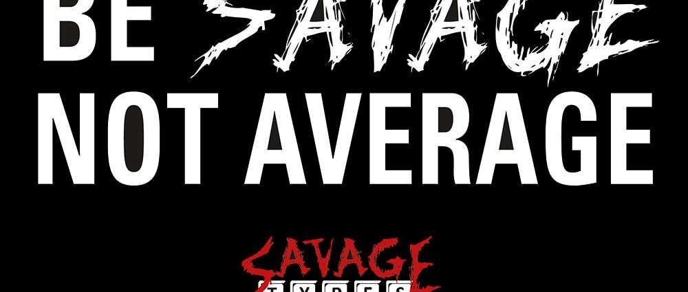 Logo Savage Types