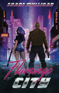 Cover: Shane Mulligan: Flamingo City