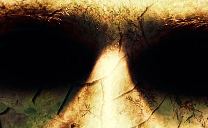 HEADER: John Aysa - Der Widerliche - Gesicht