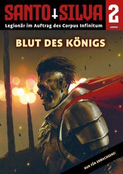 Cover: Santo Silva Heft 2