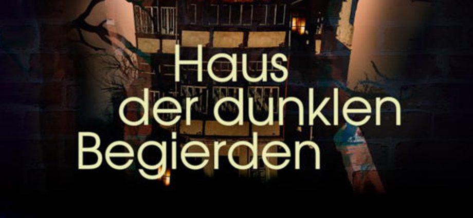 Ausschnitt Cover: Haus der dunklen Begierden