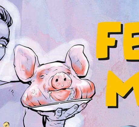 Ausschnitt Cover: Super Pulp 06: Feed Me!