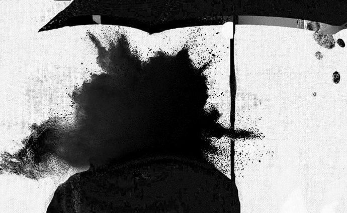 Cover: Stephen King, Blutige Nachrichten, Heyne
