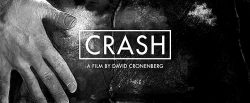 Crash, David Cronenberg, Movie Poster