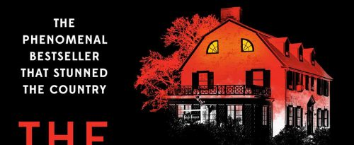 Cover: Jay Anson: The Amityville Horror - FOOTER