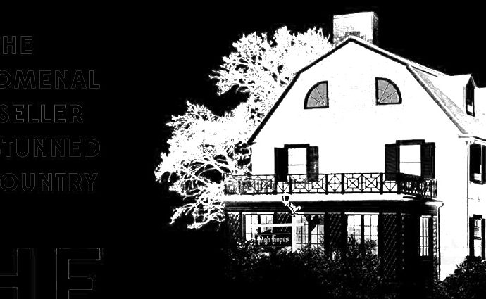 Cover: Jay Anson: The Amityville Horror - HEADER