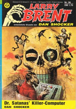 Cover Larry Brent 96