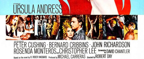 Movie Poster SHE, 1965