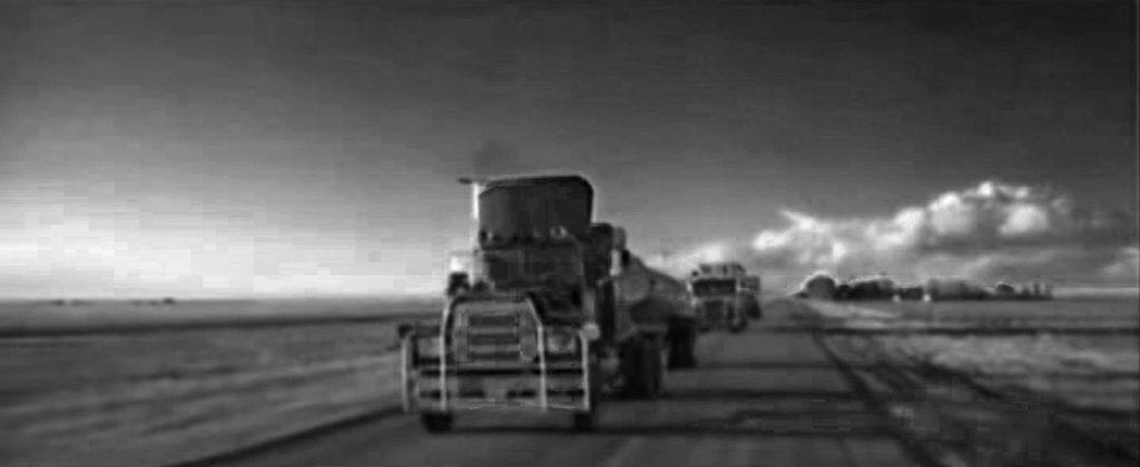 Screenshot: Convoy; Youtube Video; Themesong