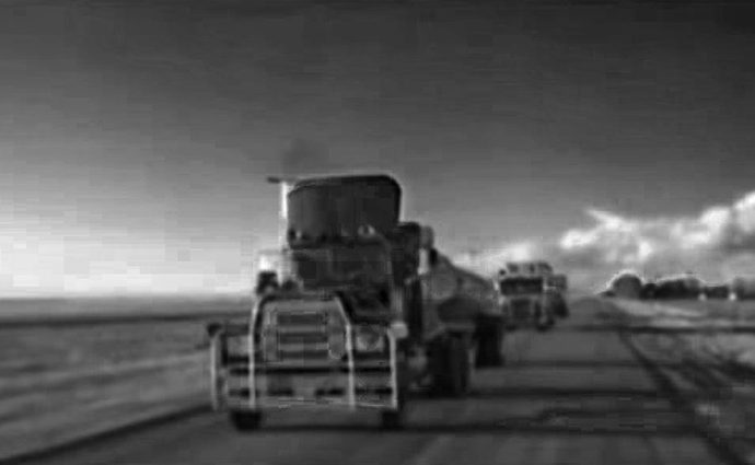 Screenshot: Convoy; Youtube Video; Themesong