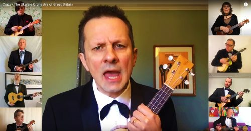 The Ukelele Orchestra of Great Britain