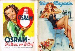Fauler Sonntag - Wiener Magazin 1952