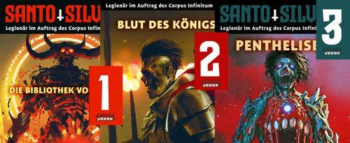 Cover Santo Silva 1-3