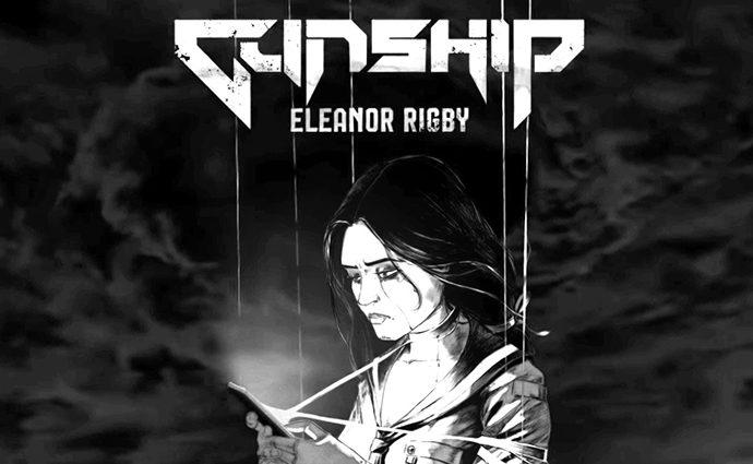 Screenshot: Video Gunship - Eleanor Rigby