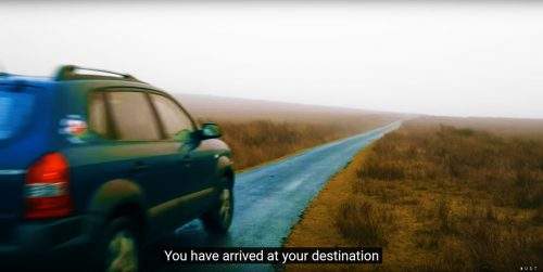 Screenshot: Road Rage