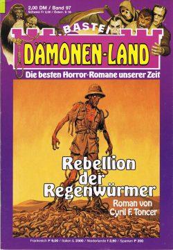 Cover: Dämonenland 097