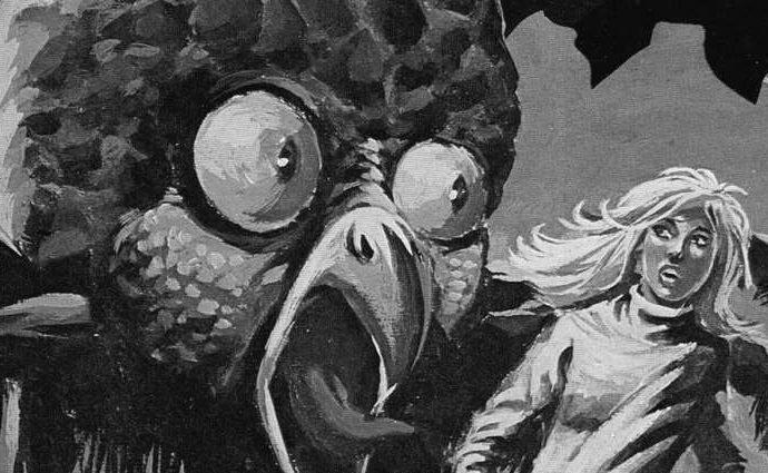 Cover: Monstrula 38