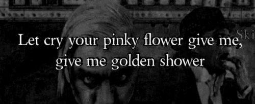 Screenshot: Lyrics Till Lindemann
