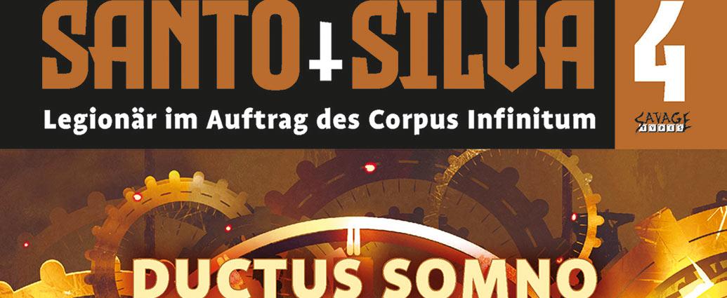Cover Santo Silva 4 - Ductus Somno