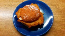 Eigenes Foto: Marmelade-Krapfen mit Schnitzel
