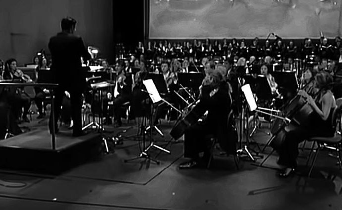 Screenshot: Orchestral Conan