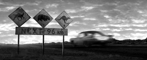 Screenshot Kurzfilm Road Rage