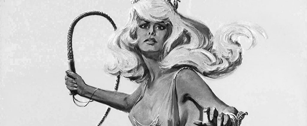 Filmposter: The Vengeance of She, 1968