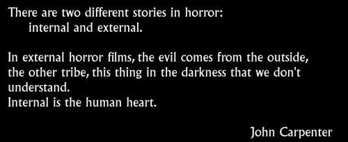 Zitat John Carpenter