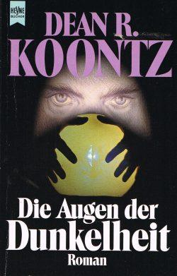 Cover: Die Augen der Dunkelheit