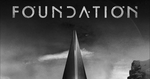 Cover Heyne Verlag: Foundation