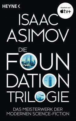 Cover: Asimov - Foudation Trilogie