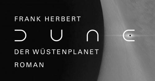 Cover Heyne Verlag - Frank Herbert: Dune