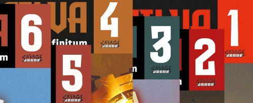 Cover: Santo Silva 1-6