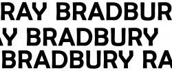 Zitat Ray Bradbury Landmine