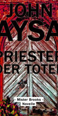 Cover John Aysa: Priester der Toten